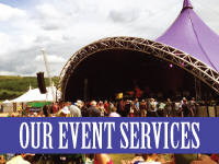 Our Event Services